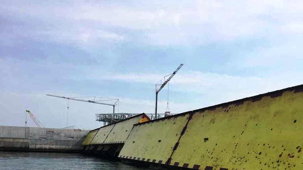 Mose. Baldin (M5S): bene test sollevamento a Chioggia, indispensabile che funzioni al più presto