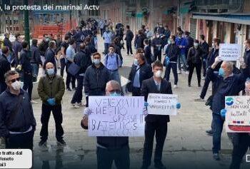 Venezia/Tpl. Baldin e Cappelletti (M5S): solidarietà ai lavoratori Actv, lasciati soli ad affrontare il malcontento degli utenti