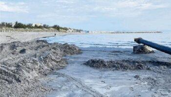 ripascimento isola verde da nuova venezia