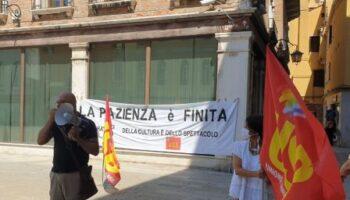manifestazione lavoratori fenice 09luglio 3