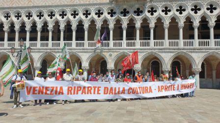 manifestazione musei civici venezia 14.07.2020_1