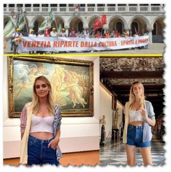 ferragni uffizi e musei veneziani chiusi 2