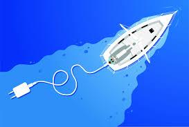 barche motore elettrico